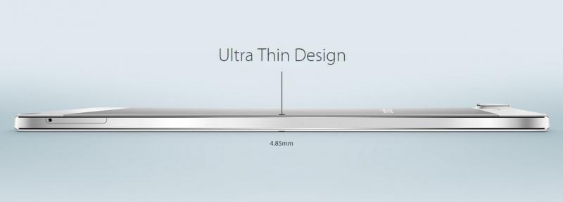 Best Slim and Light Smartphone Oppo R5