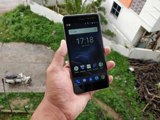 Nokia 6 OS and UI
