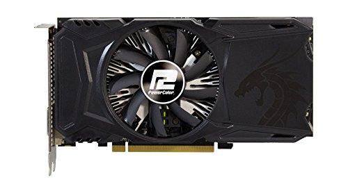 AMD Radeon RX 550 GPU