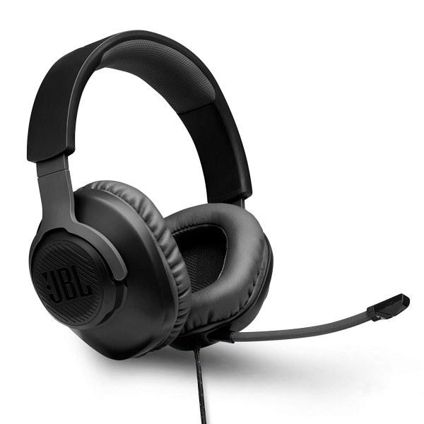 JBL Quantum 100 wired gaming headphones