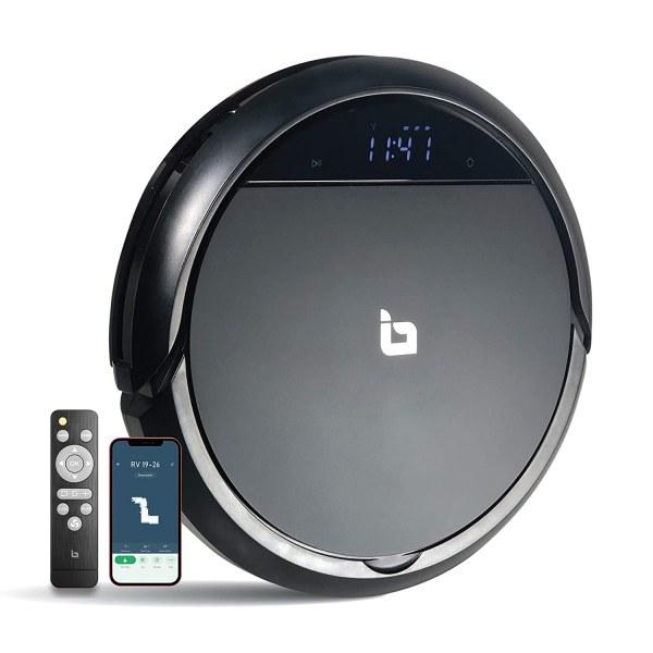 IBELL 360° Smart Sensor Robotic Vacuum Cleaner